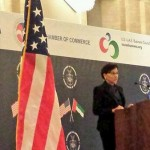 Chambers of Commerce host U.S. Commerce Secretary Penny Pritzker in Abu Dhabi as part of her Trade Mission to the U.A.E.