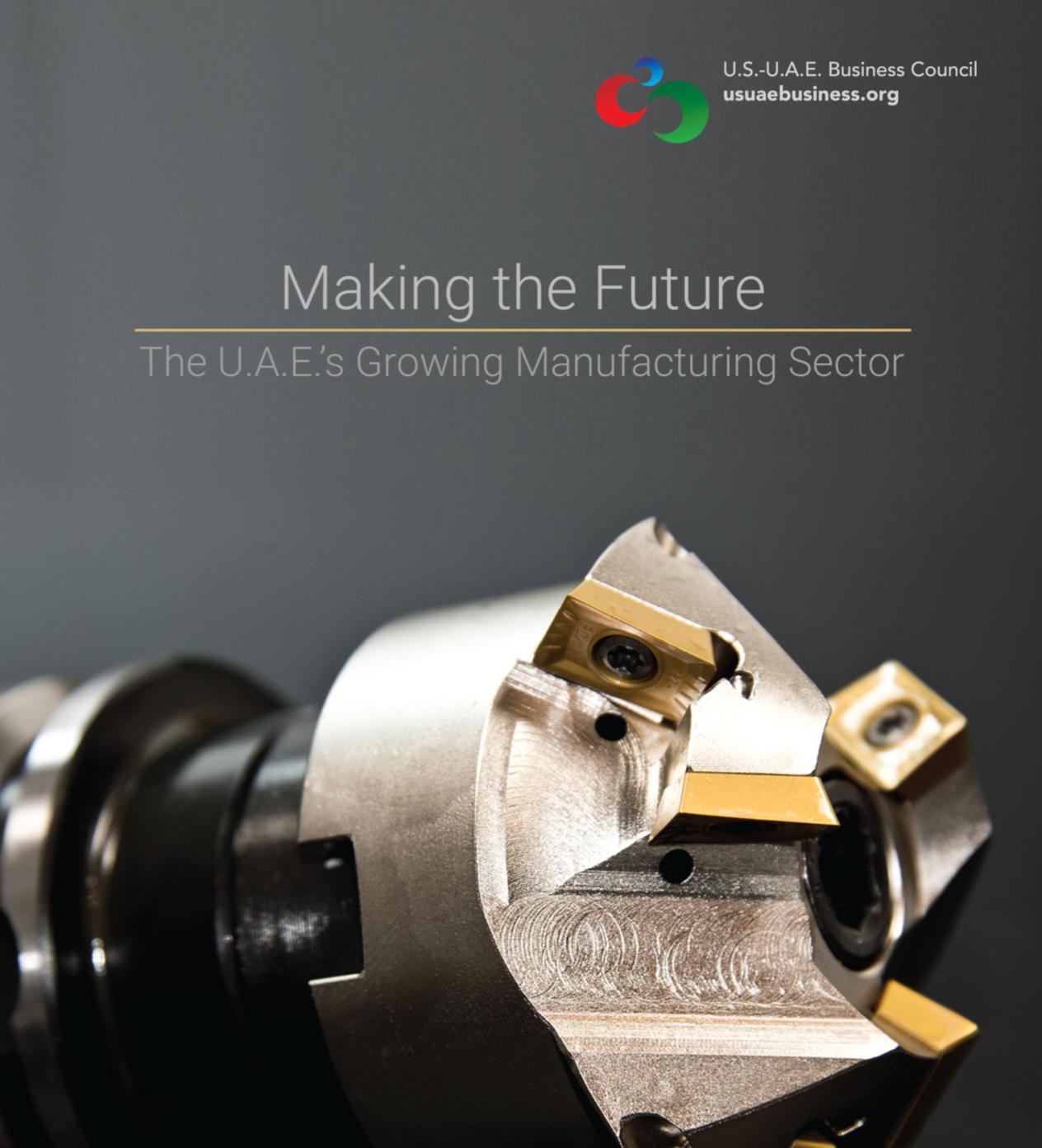 The U S -U A E  Business Council | The Future of